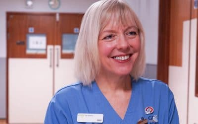 How one of Wales' busiest wards is supporting carers
